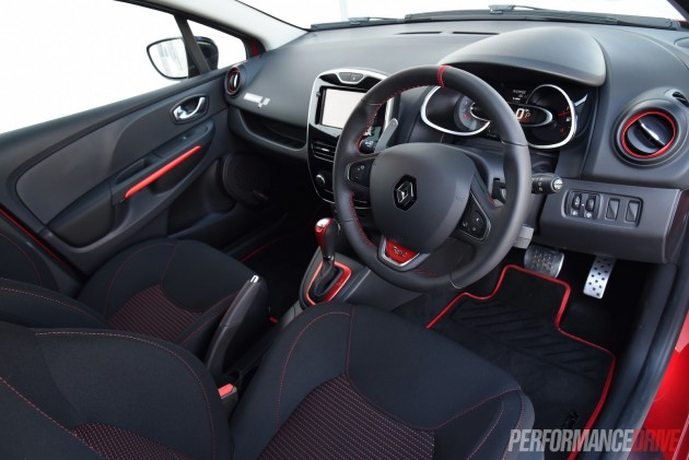 2015 Renault Clio RS 200 Cup-interior