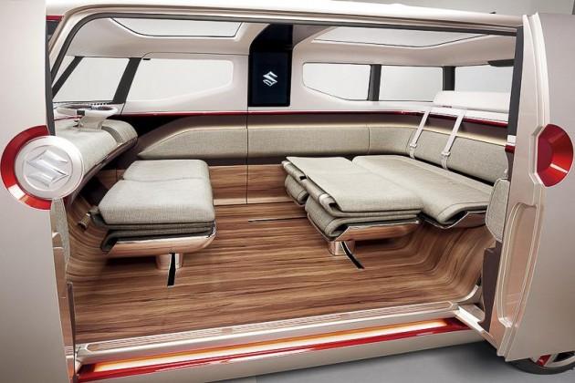 2015 Suzuki Air Triser concept-seats