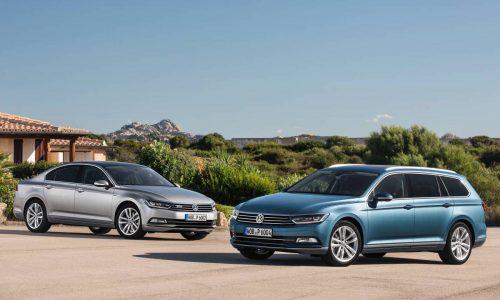 2016 Volkswagen Passat on sale in Australia from $34,990