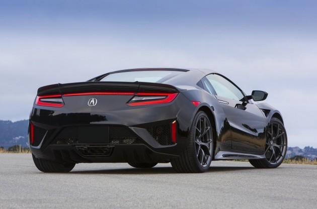 2016 Acura NSX