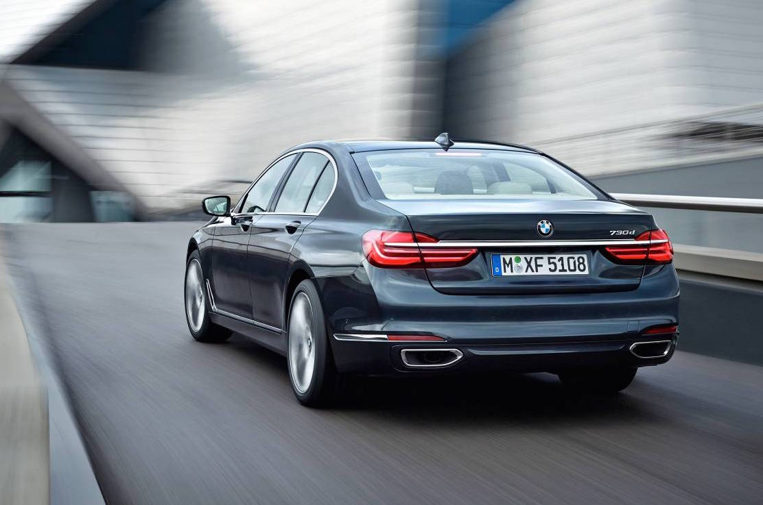 2016 Bmw 7 Series On Sale In Australia From 217 500