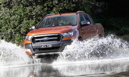 Australian vehicle sales for September 2015 – Ford Ranger new workhorse boss