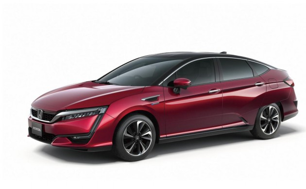 2016 Honda FCV