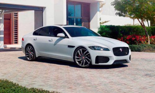 2016 Jaguar XF on sale in Australia from $82,800