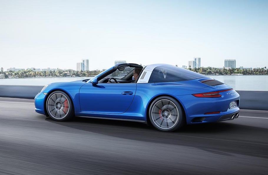2016 Porsche 911 Carrera 4 On Sale In Australia From