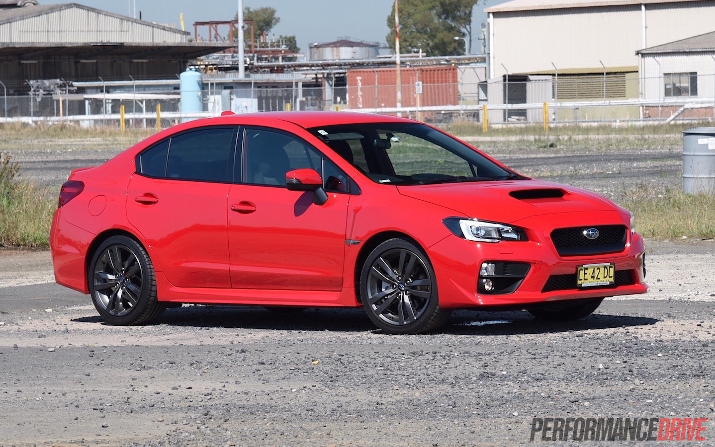 2016 subaru wrx review manual & cvt auto (video) | performancedrive.