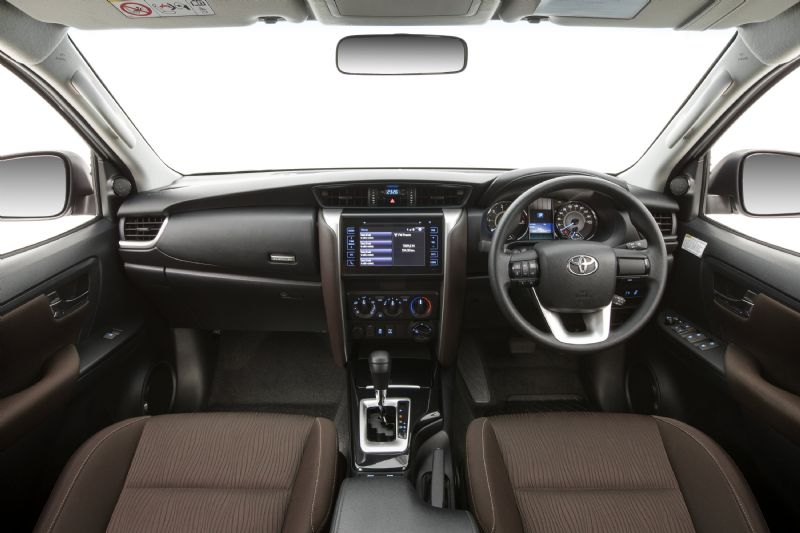 2016 Toyota Fortuner 7-seat SUV on sale in Australia from ...