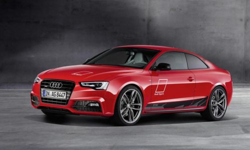 Audi A5 DTM selection 3.0 TDI special edition announced