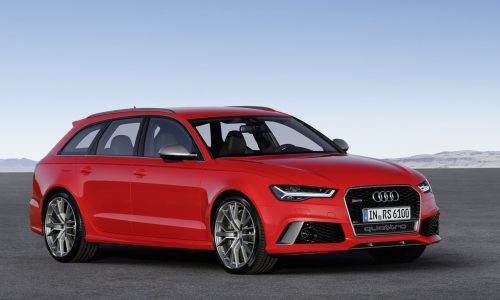 Boosted Audi RS 6 & RS 7 'performance' variants announced