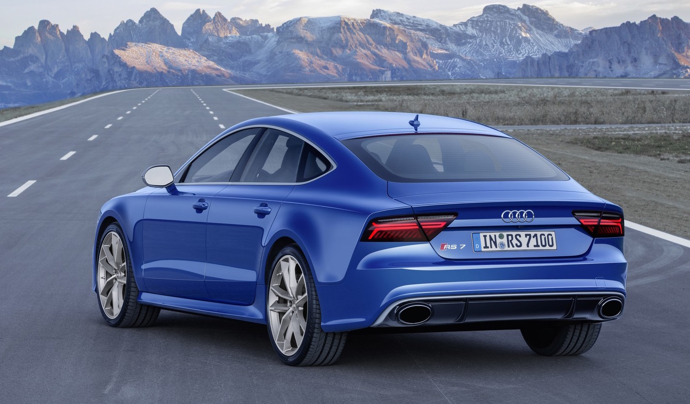 Boosted Audi Rs 6 Amp Rs 7 Performance Variants Announced