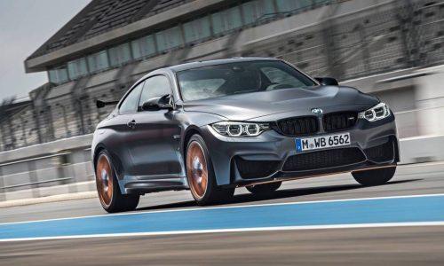 BMW M4 GTS production car revealed; 368kW/700Nm