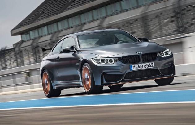 BMW M4 GTS-track