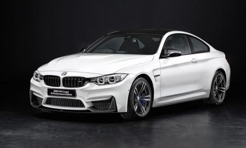 BMW M4 M Performance & Individual Editions revealed