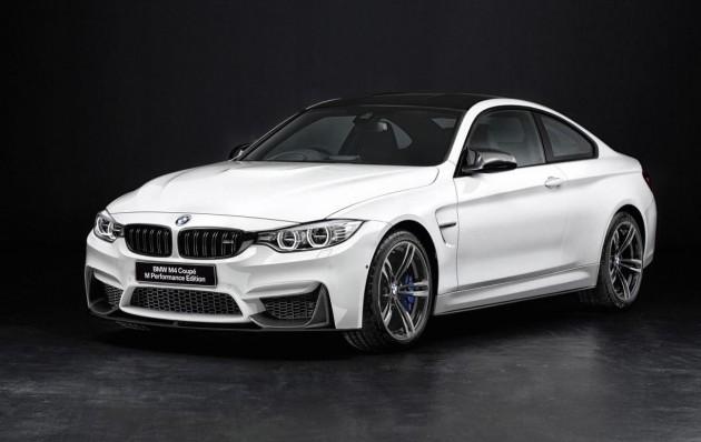 BMW M4 M Performance Edition