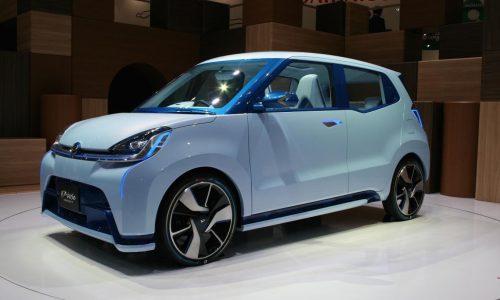 Daihatsu D-base concept revealed, previews future kei car