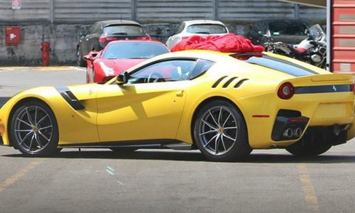 Ferrari F12 'GTO / Speciale' to be unveiled next week – report