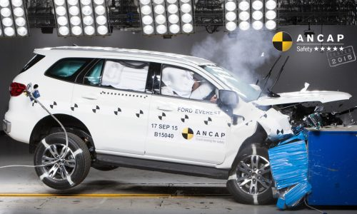 Toyota Fortuner, Ford Everest, Volvo XC90 receive 5-star ANCAP rating
