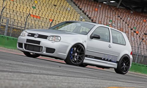 HPerformance creates potent project out of Mk5 VW Golf R32