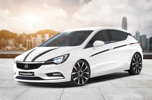 Irmscher 2016 Opel Astra