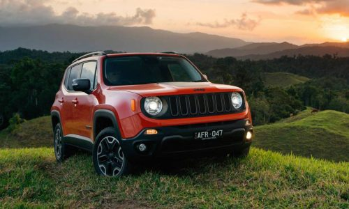 Jeep Renegade now on sale in Australia from $29,500