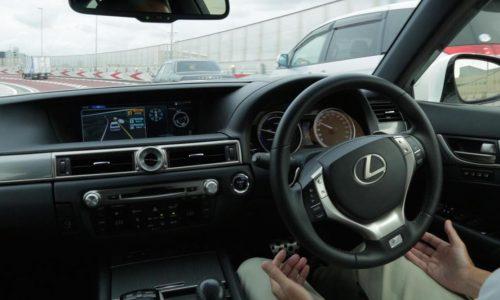 Lexus reveals Highway Teammate autonomous driving tech (video)