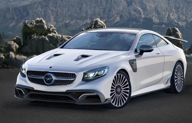 Mansory Mercedes-Benz S 63 AMG Coupe