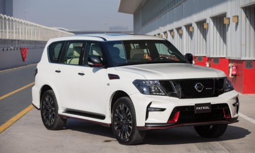 Nissan Patrol NISMO announced for Middle East