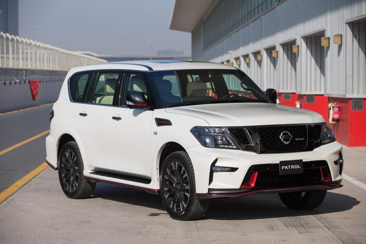 Nissan Patrol NISMO announced for Middle East ...