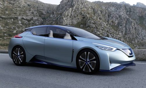Nissan IDS concept unveiled at Tokyo show, previews next LEAF?
