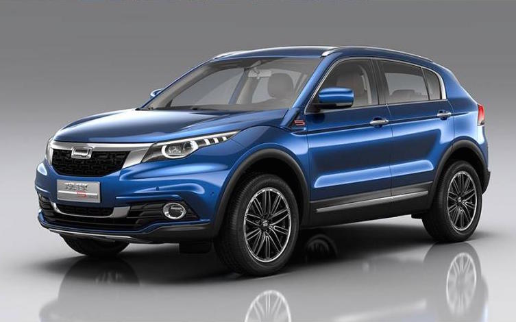 Qoros 5 revealed, evidence of China's fast-growing car industry