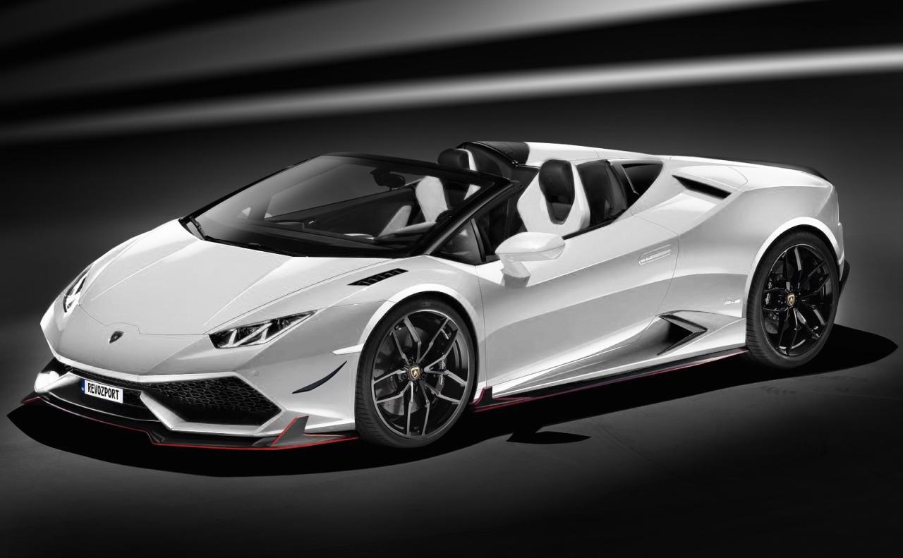 Revozport Announces 700hp Kit For Lamborghini Huracan