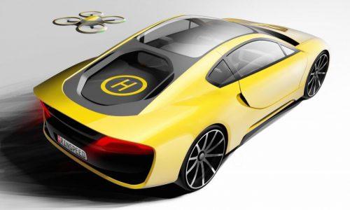 Rinspeed Etos concept previews futuristic driverless tech