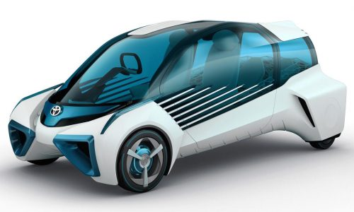 Toyota FCV concept debuts at Tokyo show – is this the future?