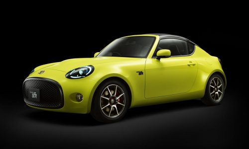 Toyota S-FR concept previews possible entry-level sports car