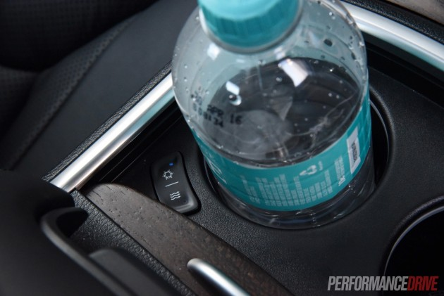 2015 Chrysler 300C Luxury-drink cooler