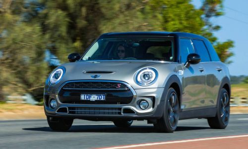 MINI Clubman JCW super hatch on the way, as Focus RS rival – report