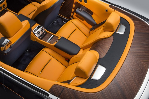 2015 Rolls-Royce Dawn-wood