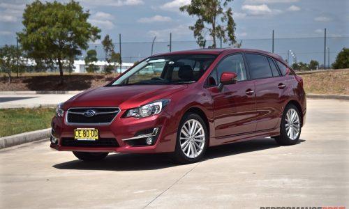 2015 Subaru Impreza 2.0i-S review (video)