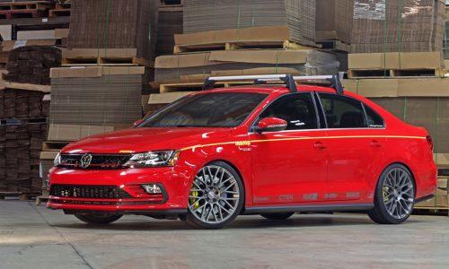 MOMO creates special Volkswagen Jetta GLI for SEMA