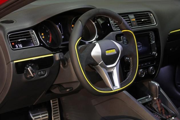 2015 Volkswagen Jetta MOMO concept-interior