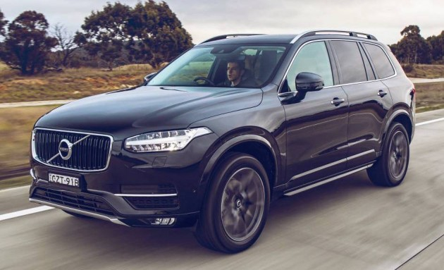 top 7 seater suv 2015 Volvo XC90