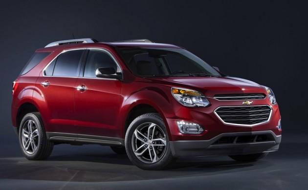 top 7 seater suv 2016-Chevrolet-Equinox