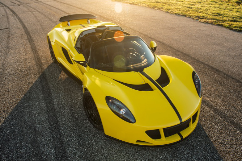 2016 Hennessey Venom GT debuts at SEMA, over 1000kW