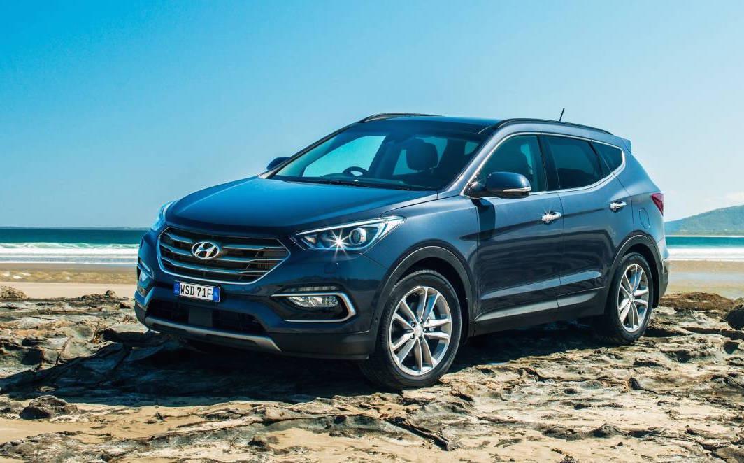 Cars For Sale Tucson >> 2016 Hyundai Santa Fe Series II on sale in Australia from $38,490 | PerformanceDrive