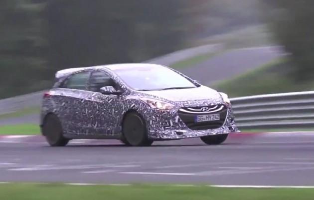 2016 Hyundai i30 N performance