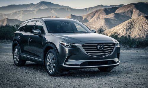2016 Mazda CX-9 revealed, debuts new 2.5T engine