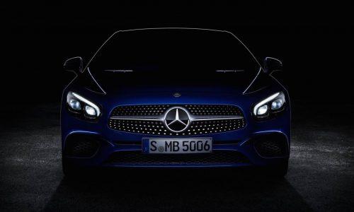 2016 Mercedes-Benz SL-Class facelift confirmed for LA show debut