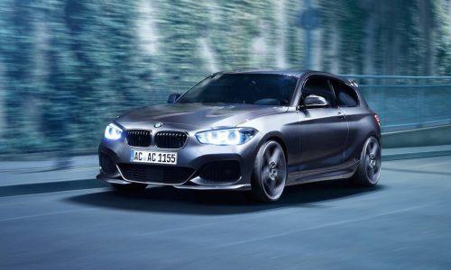 AC Schnitzer BMW 150d revealed, gets tri-turbo diesel engine conversion