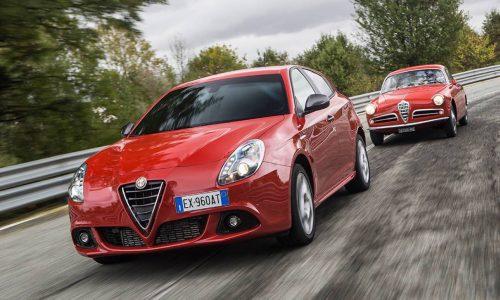 2015 Alfa Romeo Giulietta Sprint on sale in Australia from $31,000