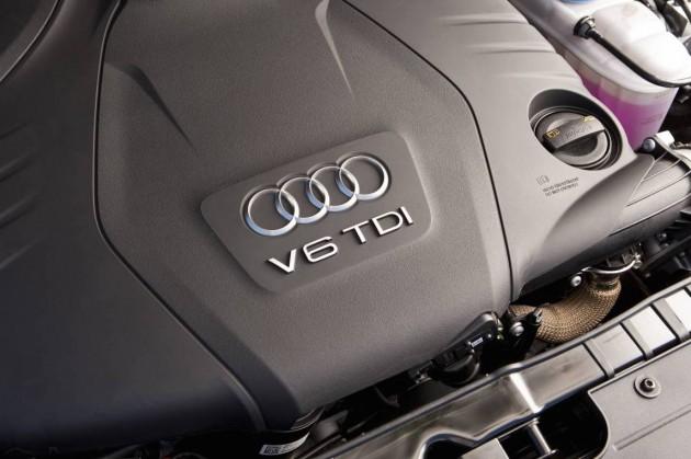 Audi 3.0 TDI V6